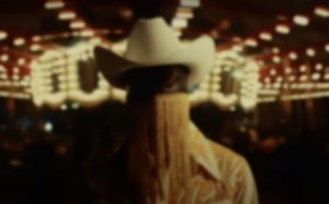 Orville Peck's fringed mask is now available as a ring