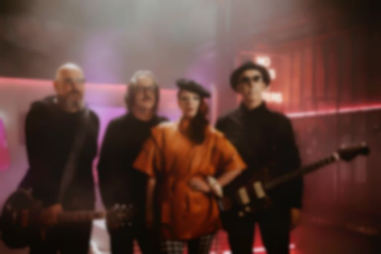 """Garbage release new album title-track """"No Gods No Masters"""""""