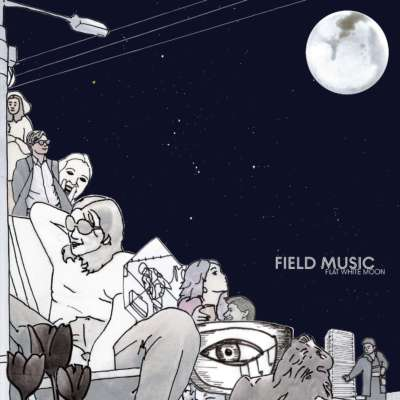 Flat White Moon is an indulgently sweet, hook-filled offering from Field Music