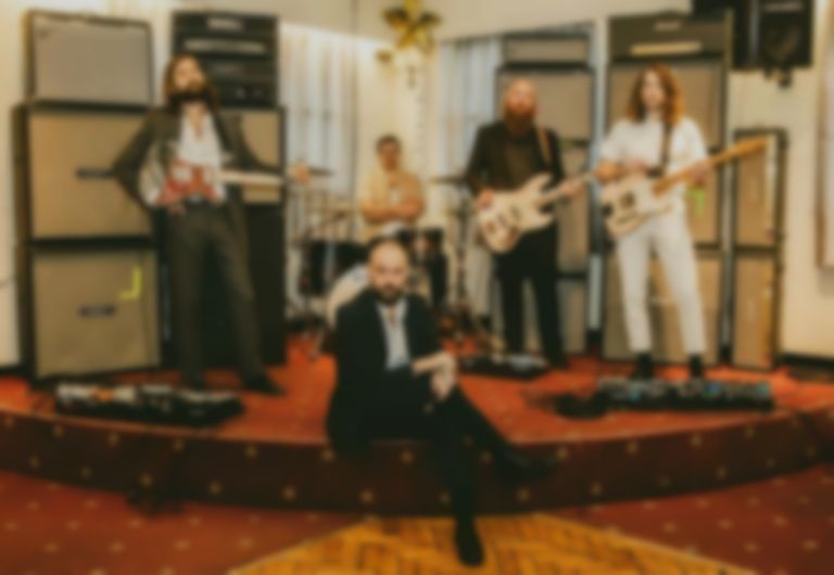 """IDLES release cover of Gang of Four's """"Damaged Goods"""" from upcoming tribute album"""