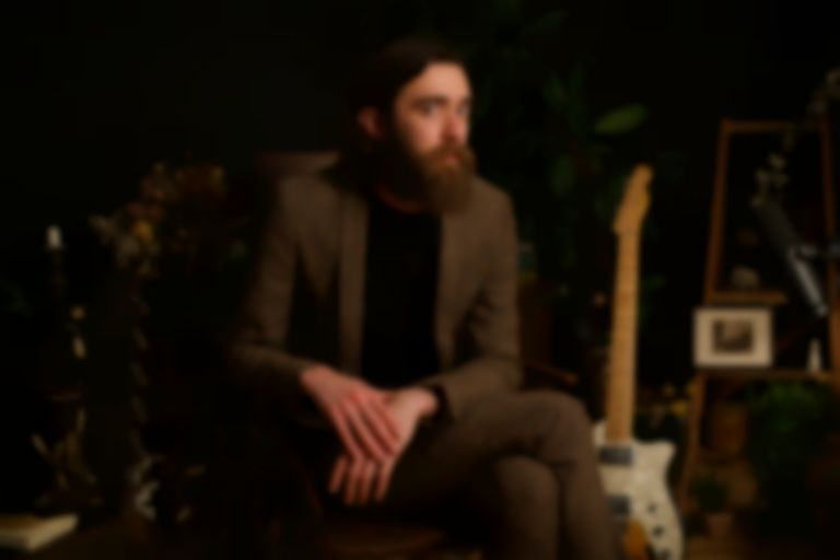 """Keaton Henson announces Fragments EP with new single """"Before Growing Old"""""""