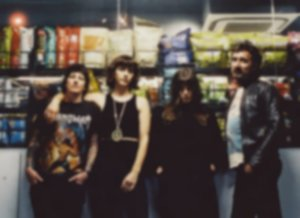 """Tropical F*ck Storm announce new album with lead cut """"G.A.F.F."""""""