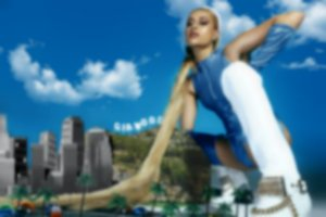 """Gia Woods toys with the push-pull appeal of LA on new pop-bop """"Enough Of You"""""""