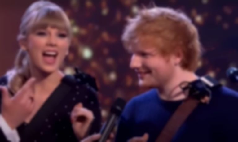 """Ed Sheeran confirms Taylor Swift's """"Everything Has Changed"""" has already been re-recorded"""