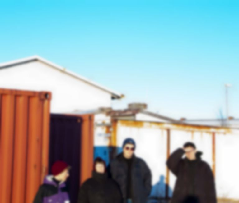 Post-dreifing collective torchbearers Supersport! drop new track ahead of Iceland Airwaves show