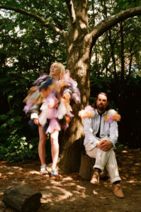Laura Marling and Mike Lindsay find their freedom in the fantasy world of LUMP