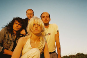 Amyl and The Sniffers are still unapologetically vulnerable and still punk AF
